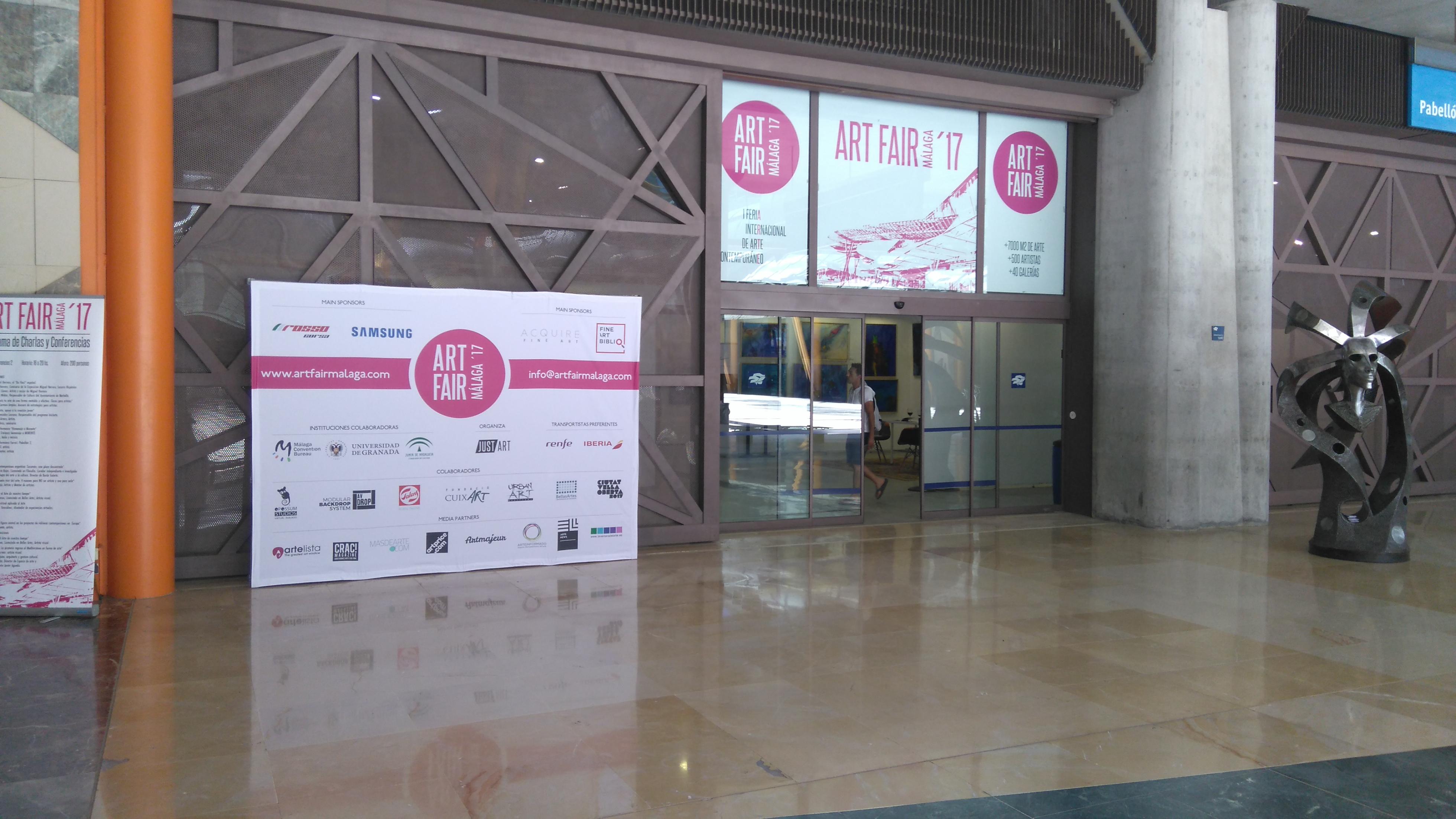 Exposición Málaga